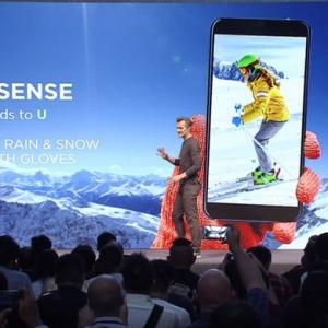 Xem tính năng Edge Sense trên mẫu điện thoại HTC U 11