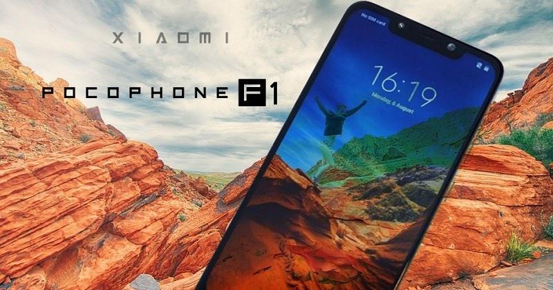 Xiaomi POCOPHONE F1 sẽ được ra mắt vào ngày 22/8 tại Ấn Độ