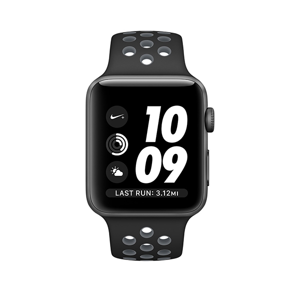 Apple Watch Series 2 42mm Gray Aluminum Case-MNYY2 hình 1
