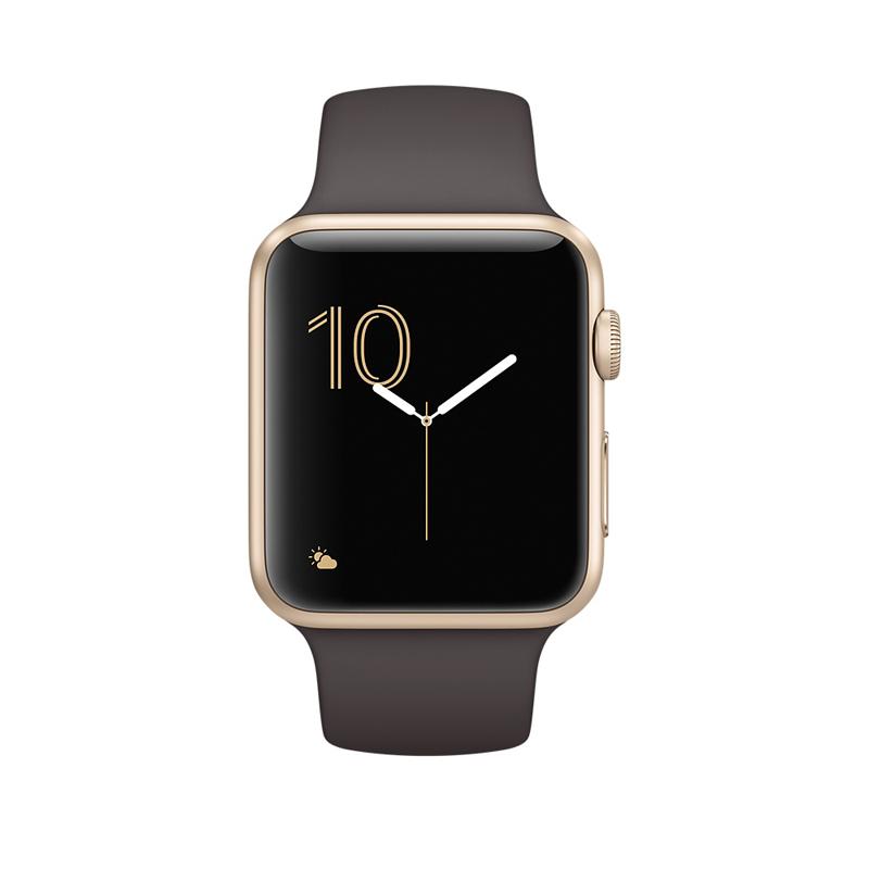 Apple Watch Series 2 42mm Gold Aluminum Case-MNPN2 hình 1