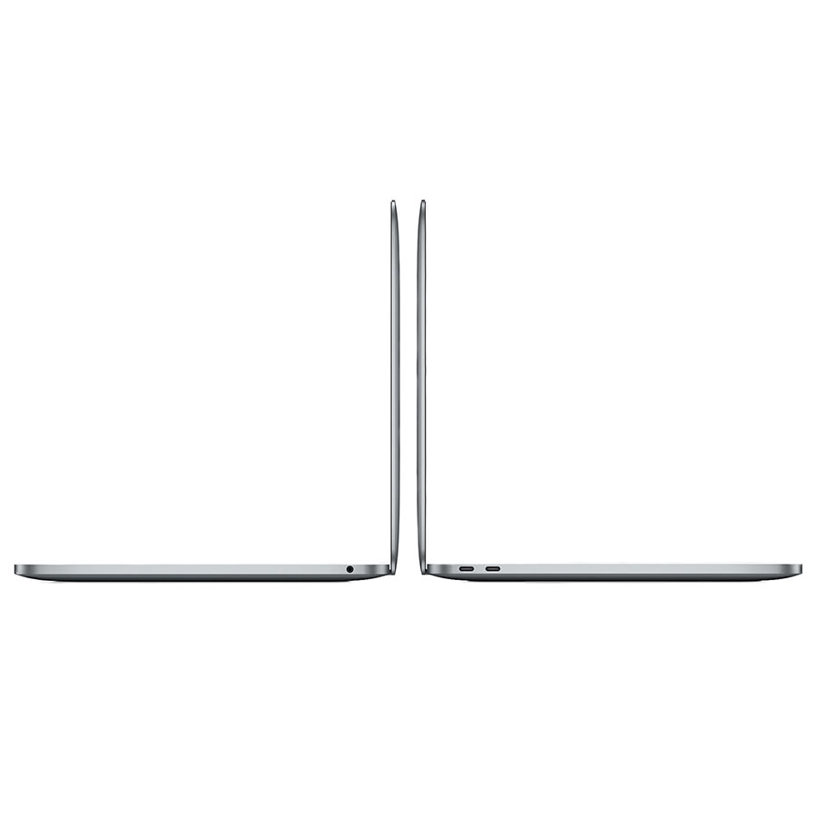 MacBook Pro 13 inch Touch Bar 2019 MUHQ2 128GB Silver hình 2