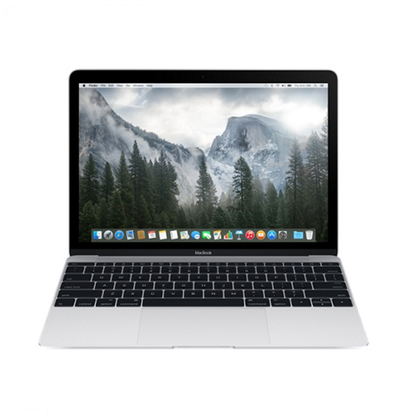 New Macbook Retina 12.0 inch Silver 256Gb - MF855 hình 0