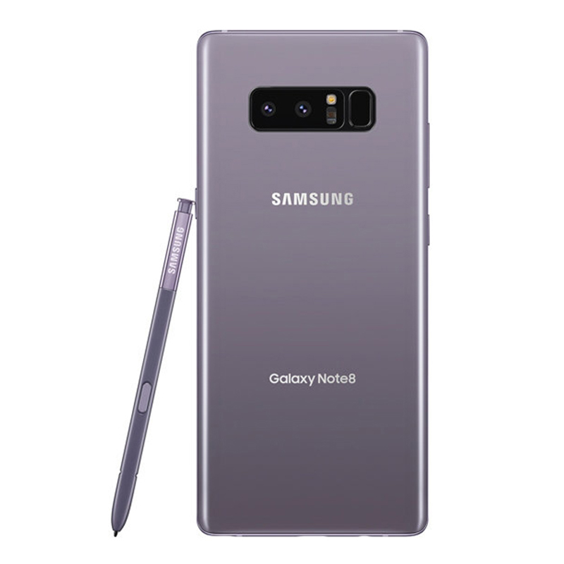 Samsung Galaxy Note 8 Orchid Gray hình 1