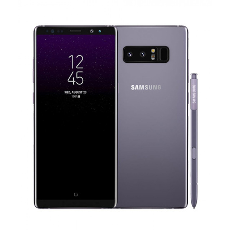 Samsung Galaxy Note 8 Orchid Gray hình 2