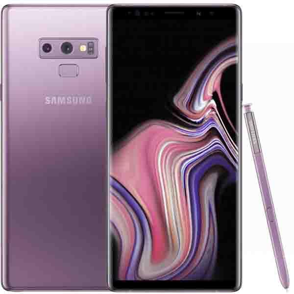Samsung galaxy Note 9 128Gb Mỹ - New 100% hình 0