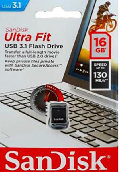 USB Sandisk 16GB (CZ430) hình 0
