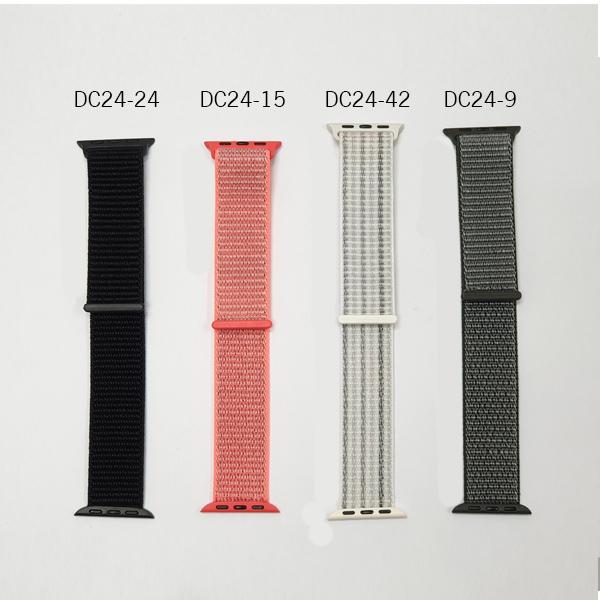 Dây đồng hồ Apple Watch Nylon 38/40mm (DC24) hình 0