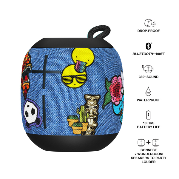 Loa bluetooth Ultimate Ears Wonderboom hình 0