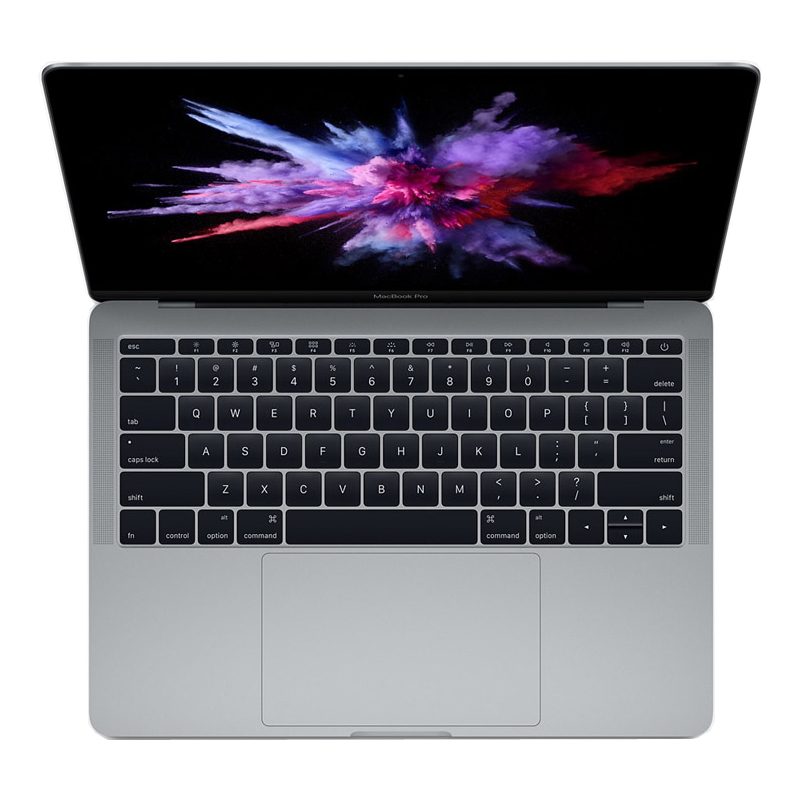 Macbook Pro Retina 13 inch 2017 128GB Gray MPXQ2 hình 0
