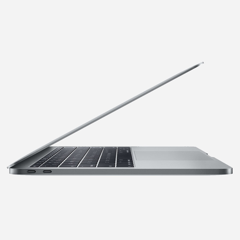 Macbook Pro Retina 13 inch 2017 128GB Gray MPXQ2 hình 1