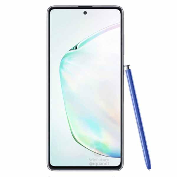 Samsung Galaxy Note 10 Lite N770 hình 0