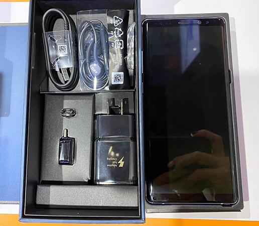Samsung galaxy Note 8 64G Hàn Quốc Like New ( 112 Võ Văn Ngân ) hình 0