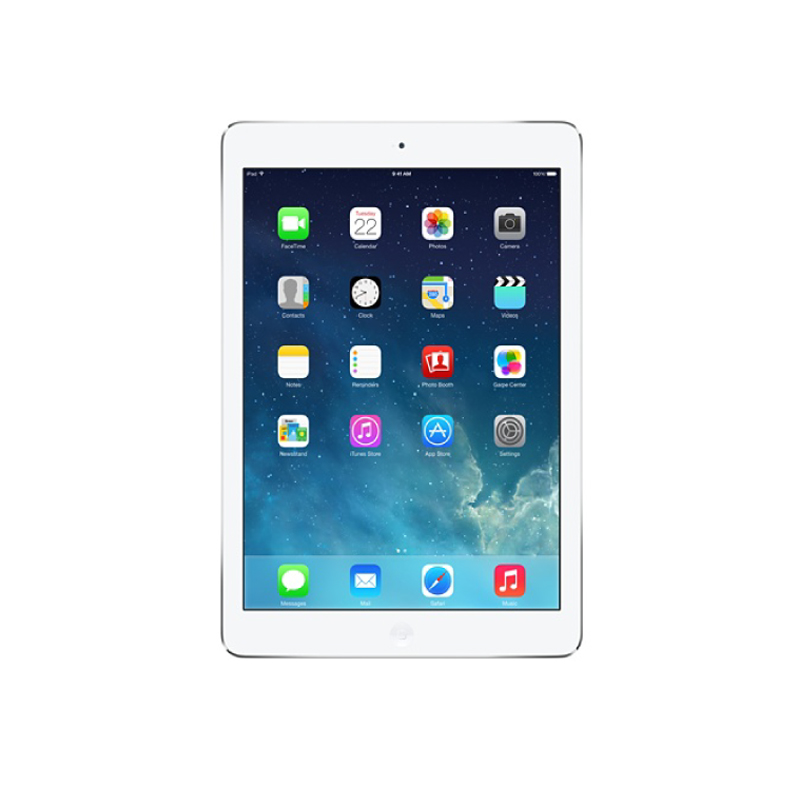 APPLE iPad Air Cellular Silver 16Gb (Certified Pre-Owned) hình 0