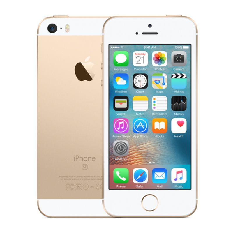 Apple iPhone 5 SE 16Gb cũ 99% hình 0