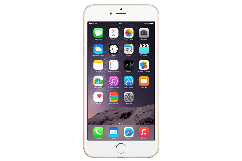 Apple iPhone 6 Plus 128Gb Gold hình 0