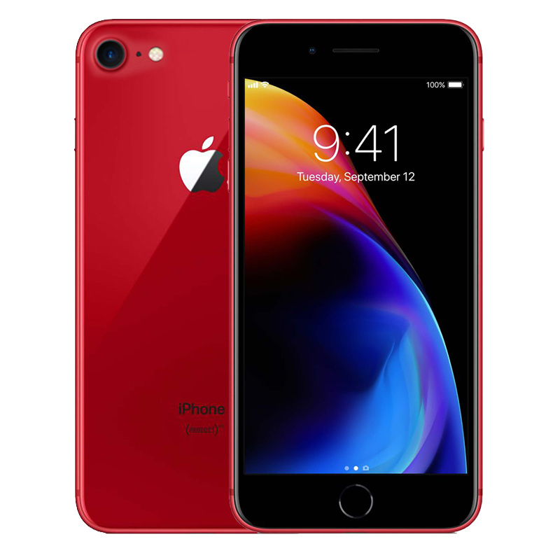 Apple iPhone 8 256Gb Product Red Special Edition hình 2