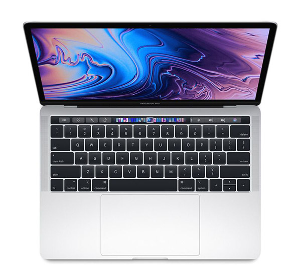 MacBook Pro 13 inch Touch Bar 2019 MV992 256GB Silver hình 0