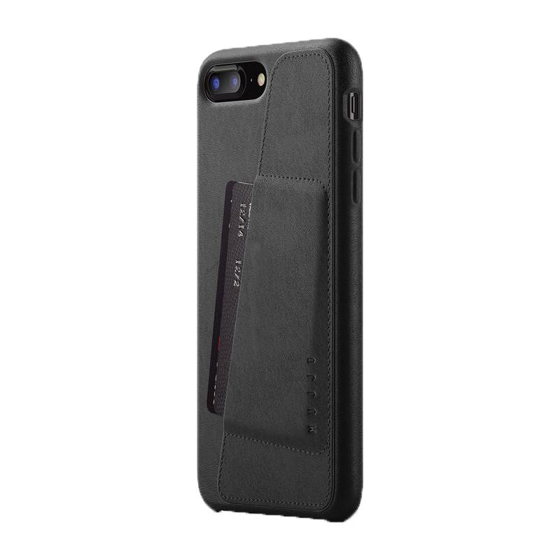 Ốp lưng Mujjo Leather iPhone 8 Plus (CS-091) hình 0