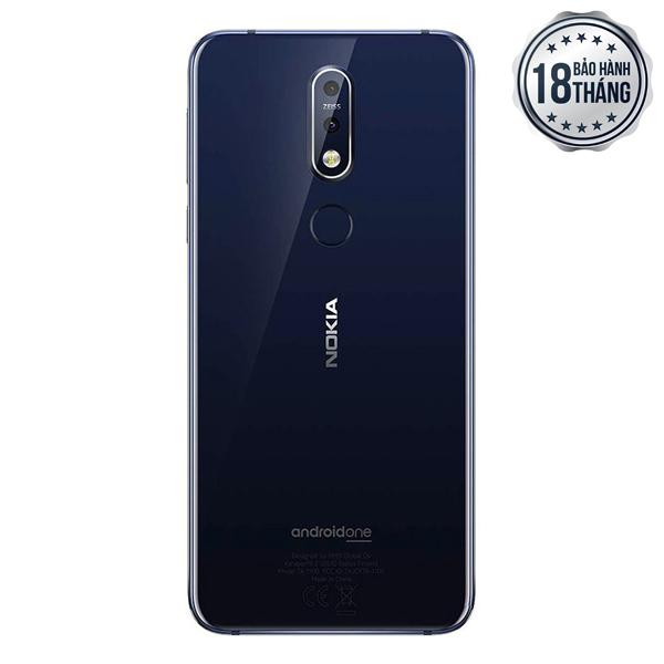 Nokia 8.1 hình 1