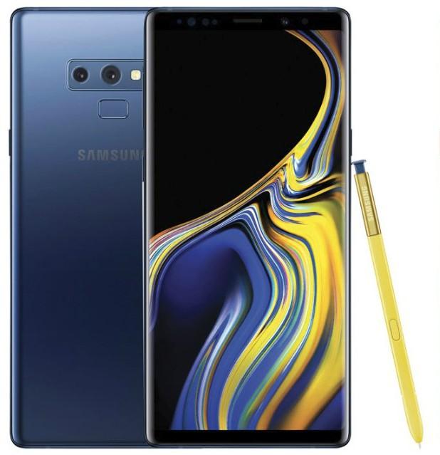 Samsung Galaxy Note 9 N960 512Gb hình 0