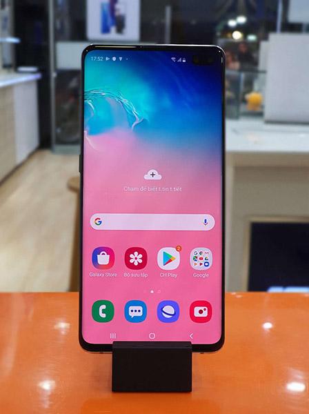 Samsung Galaxy S10 Plus 128 Gb Ram 8 Gb 99% ( 112 VVN ) hình 0