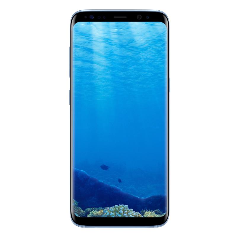 Samsung Galaxy S8 Plus 64Gb Hàn Quốc (99%) hình 0