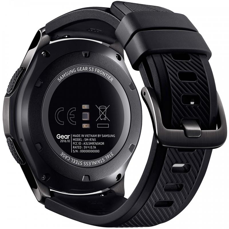 Samsung Gear S3 Frontier SM-R760 hình 2