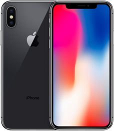 Apple iPhone X 256Gb 97% hình 2