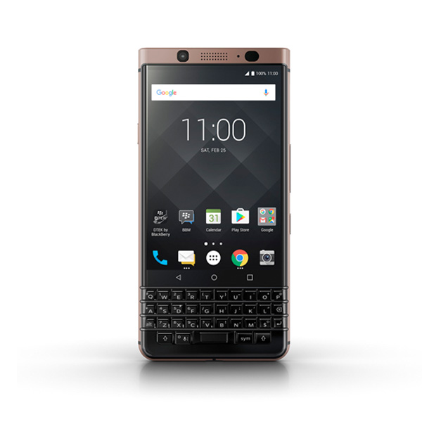BlackBerry KEYone Bronze Edition hình 0