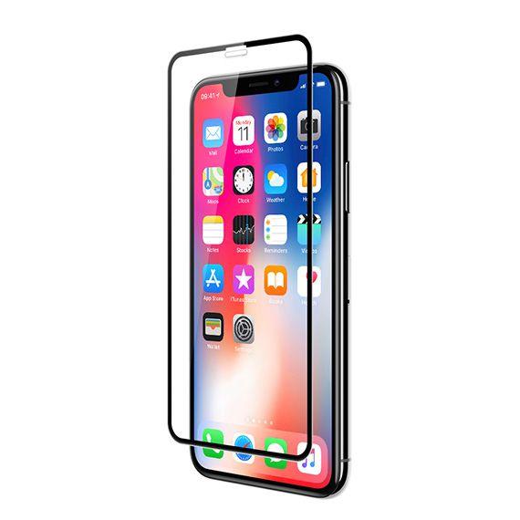 Cường lực JCPAL iPhone X (Full màn hình) hình 2