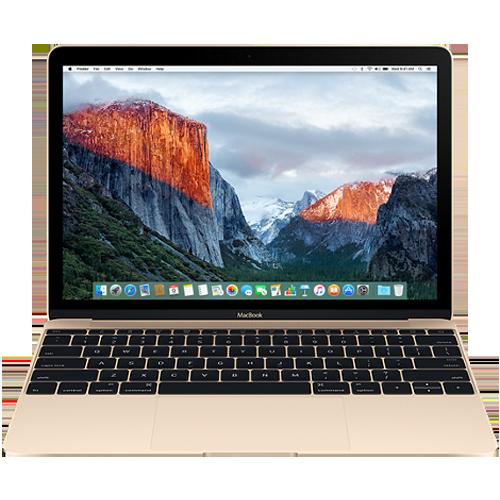 Macbook 12.0 inch 256GB MNYK2 (2017) Gold hình 0