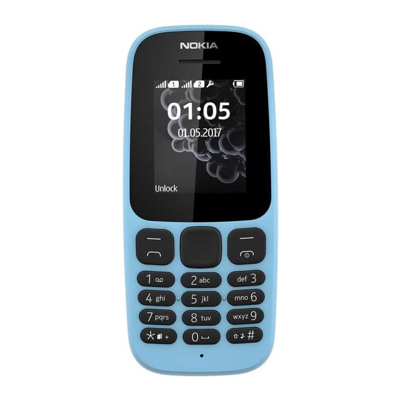 Nokia 105 Dual Sim (2017) hình 0