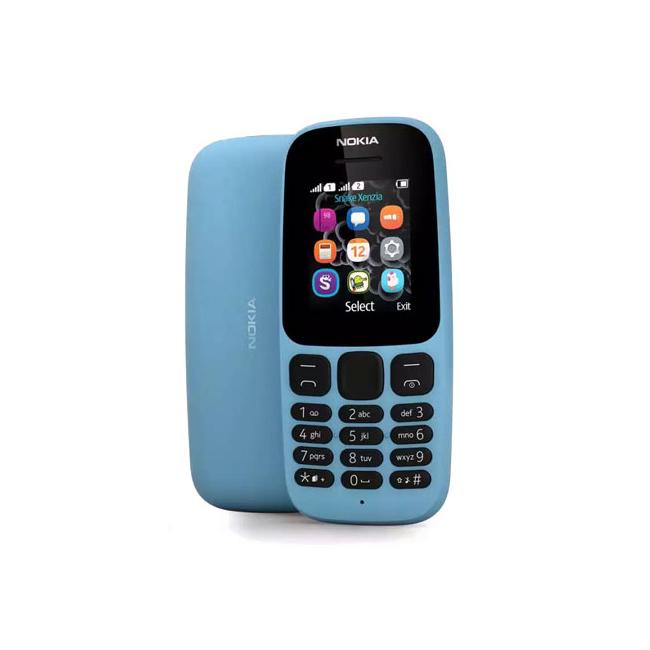 Nokia 105 Dual Sim (2017) hình 1