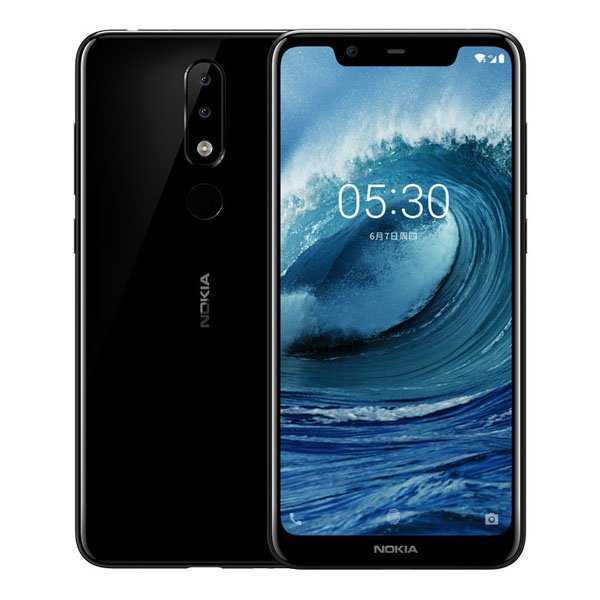 Nokia X5 32Gb Ram 3Gb hình 2