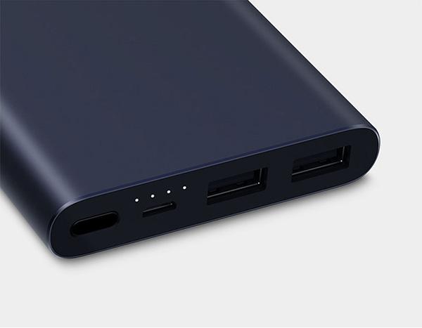Pin dự phòng Xiaomi 2S (2018) 10000mAh (Chính Hãng) hình 1