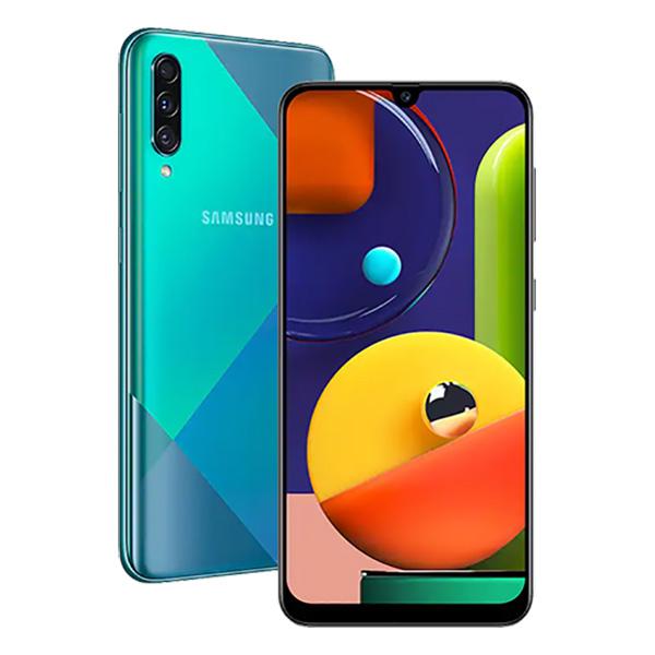 Samsung Galaxy A50s A507 - Green hình 0