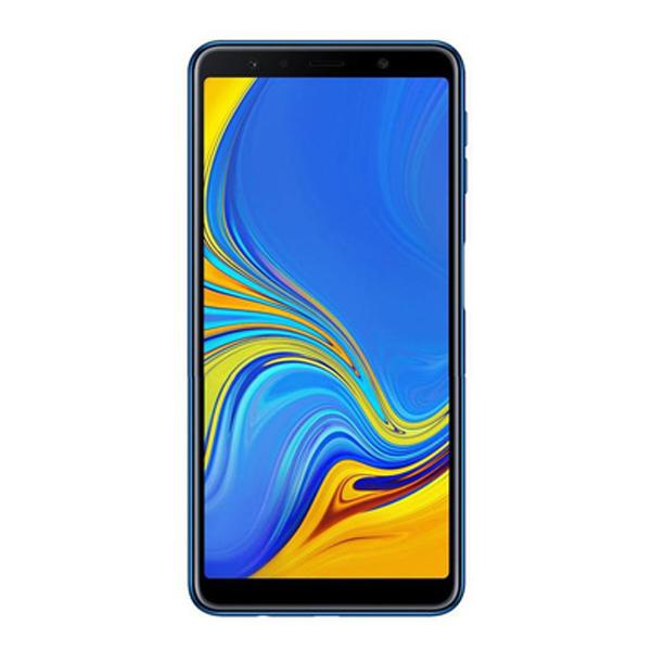 Samsung Galaxy A7 2018 A750 64Gb Ram 4Gb Blue hình 0
