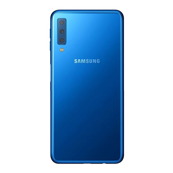 Samsung Galaxy A7 2018 A750 64Gb Ram 4Gb Blue hình 2