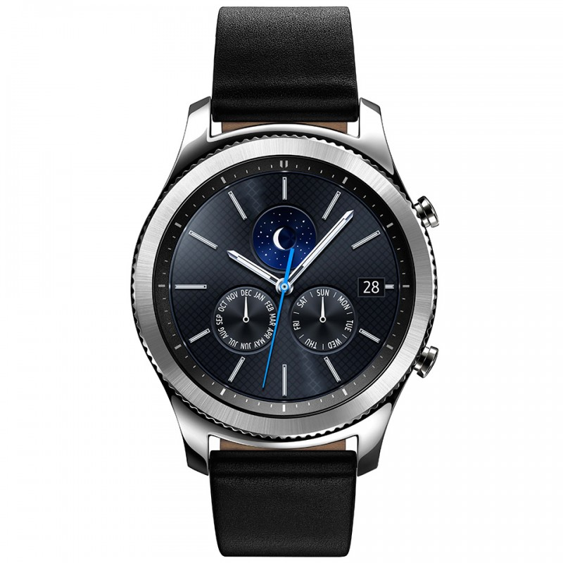 Samsung Gear S3 Classic R770 99% Trưng bày hình 0