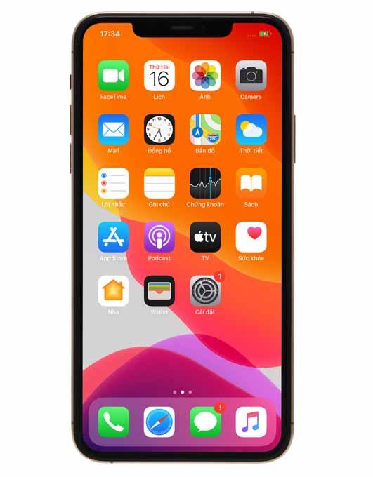 Apple iPhone 11 Pro Max 1 Sim 512GB cũ 99% hình 0