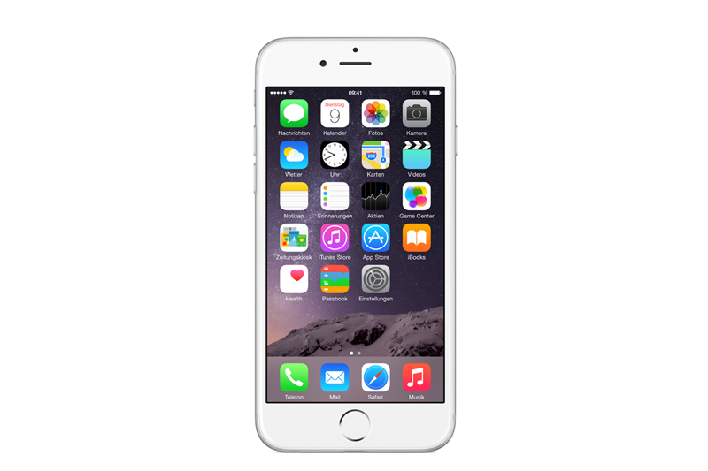 APPLE iPhone 6 64Gb Silver hình 0