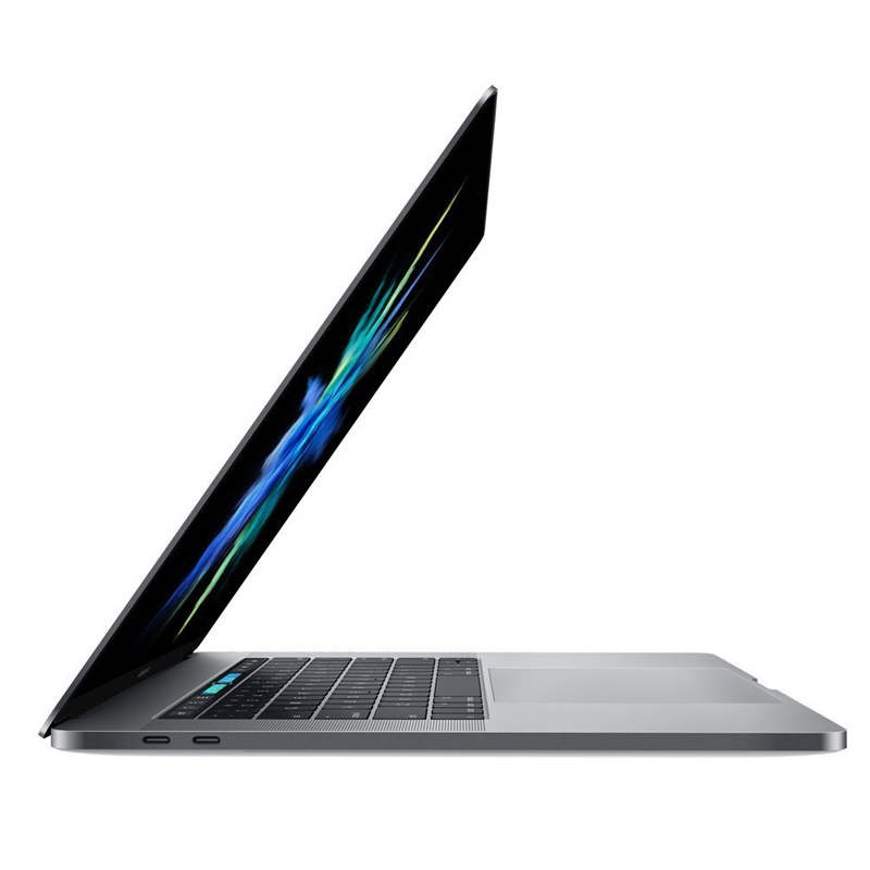 MacBook Pro MLH12 13 2017 256GB Touch Bar Gray hình 2