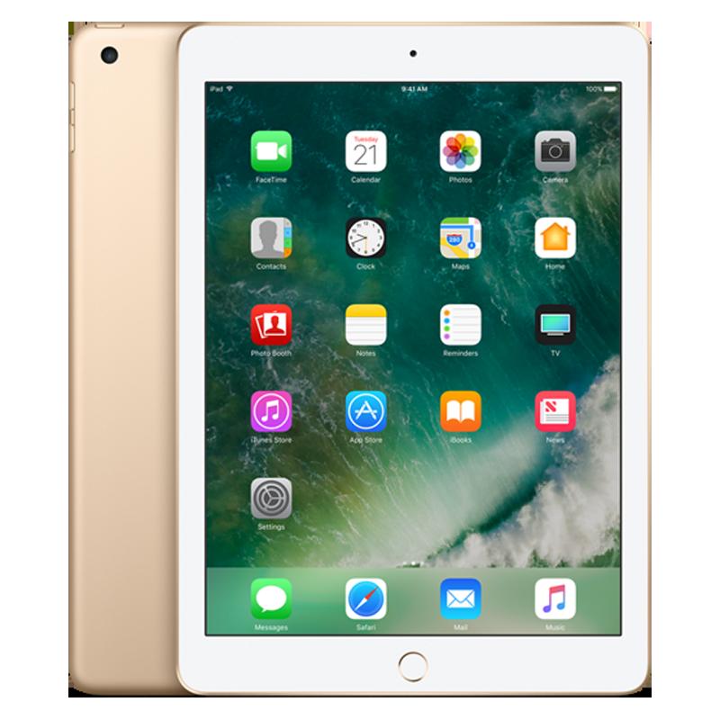 Apple iPad Gen 5 (2017) Cellular 128Gb hình 3