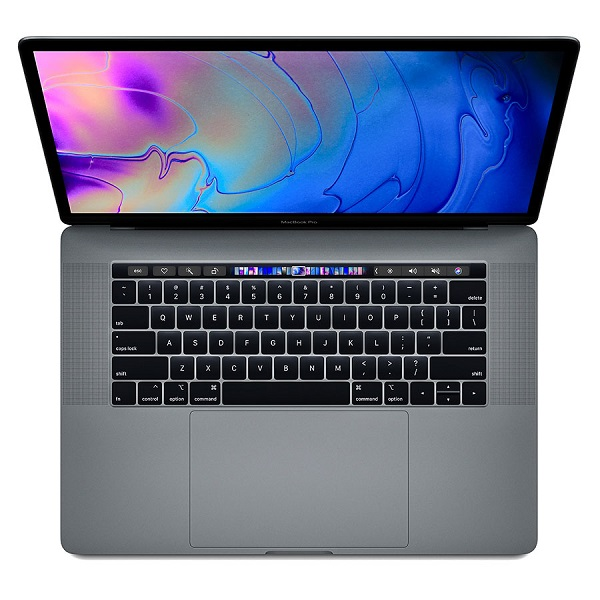 MacBook Pro 15 inch Touch Bar 2019 MV912 512GB Gray hình 0