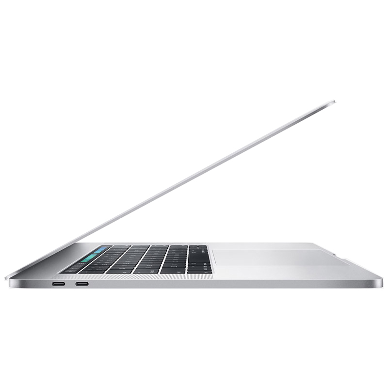 MacBook Pro MPXX2 13 inch 2017 256GB Touch Bar Silver hình 2