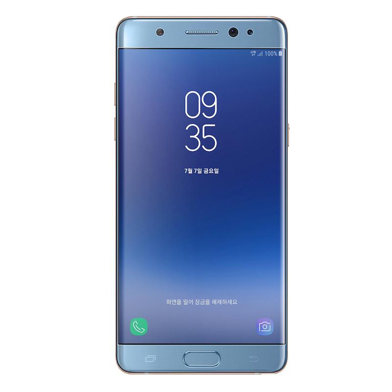 Samsung Galaxy Note FE hình 0