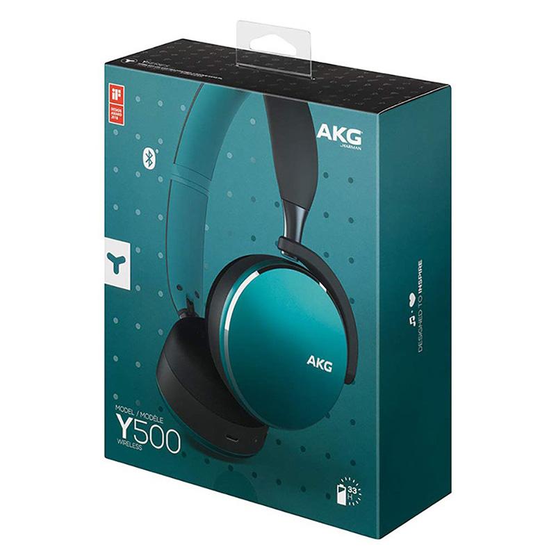Tai nghe không dây AKG Y500 hình 1