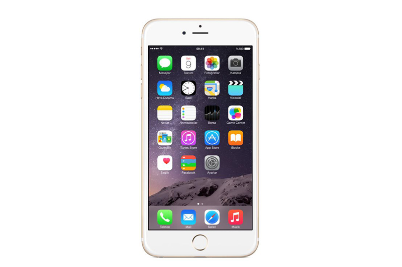 Apple iPhone 6 16Gb Gold hình 0