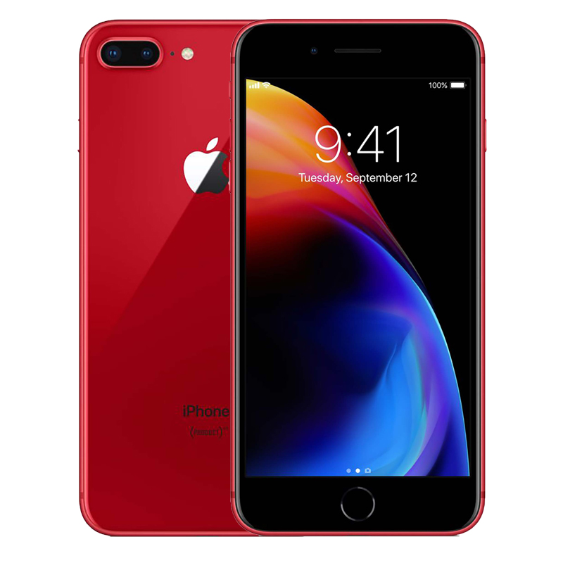 Apple iPhone 8 Plus 64Gb Product Red Special Edition - New 100% Chưa Active hình 2