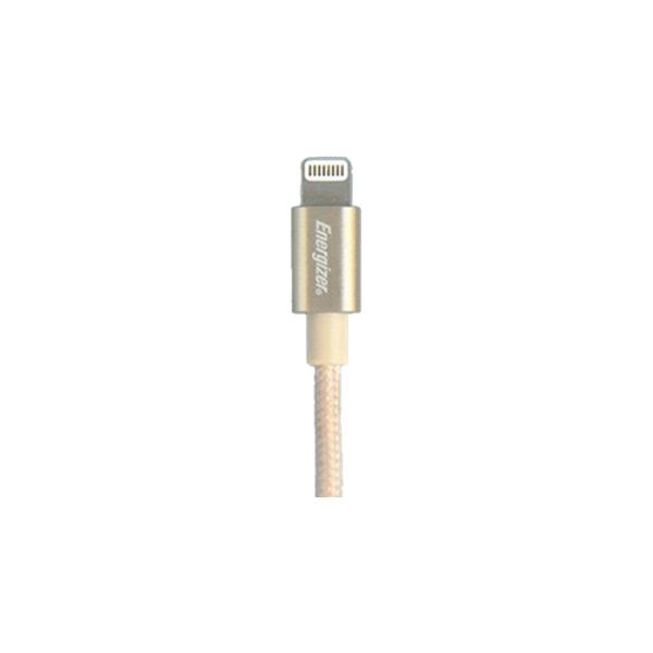 Cáp Energizer Lightning Metallic Aluminum (1.2m) hình 0